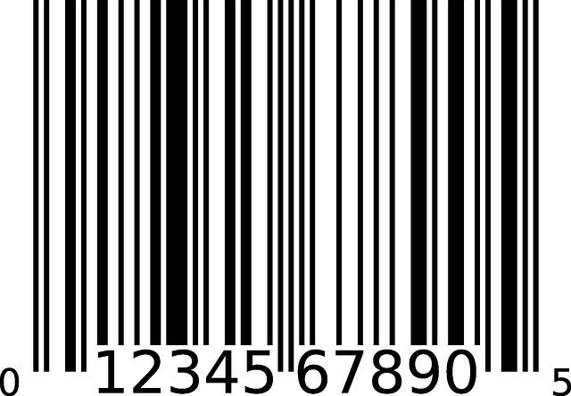čárový, Kód